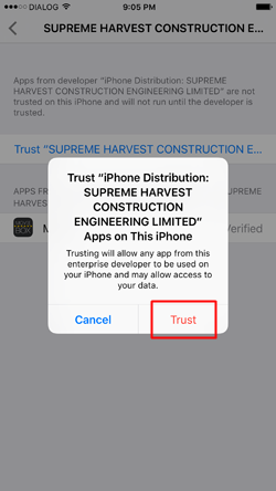 How to install Movie Box for iPhone, iPad without Jailbreak [vShare method]