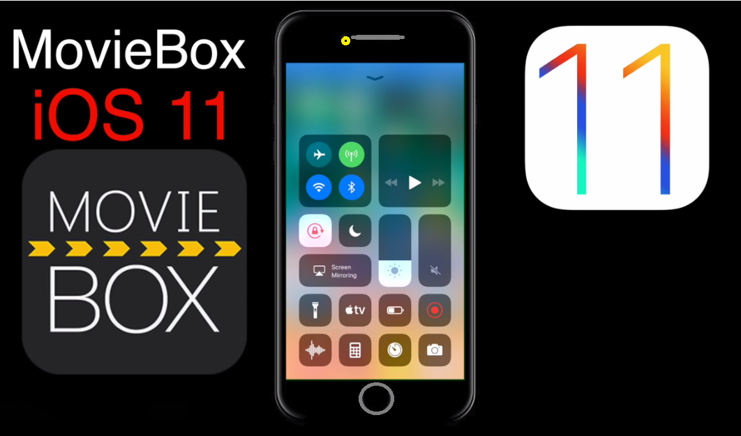 Download Movie Box For iOS 11 – iOS 11.4.1 iPhone / iPad